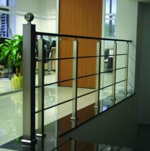 HB Bauelemente Aluminiumgeländer/-handläufe