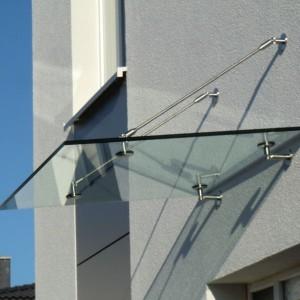 HB Bauelemente Glasvordach 3