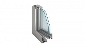 Aluprof-MB-60 Fensterprofil