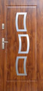 Tür mit Applikation Beispiel 04