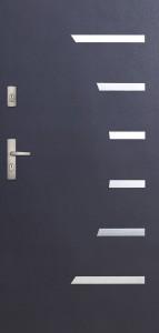 Tür mit Applikation Beispiel 07
