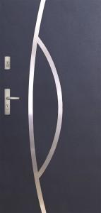 Tür mit Applikation Beispiel 08