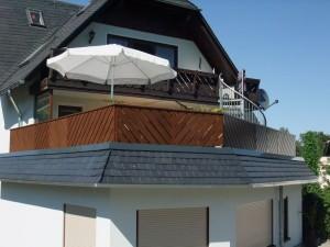 Balkon Riegelbauweise Beispiel 06