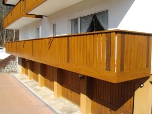 Balkon Riegelbauweise Beispiel 05