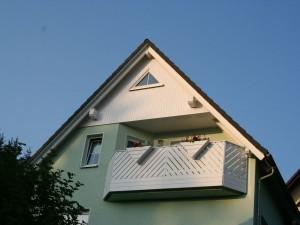 Balkon Riegelbauweise Beispiel 01